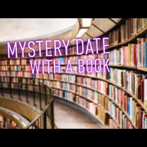 Mystery Date: with a book!